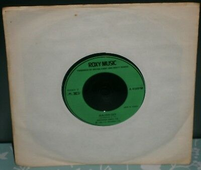 Roxy Music - Jealous Guy / To Turn On You 1981 Roxy 2 Eg Music / Polydor Records