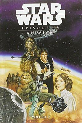 NEW - Star Wars Episode IV: A New Hope by Jones, Bruce