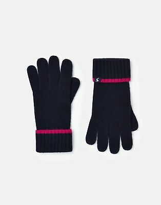 Joules 209246 Gloves in FRENCH NAVY in One Size