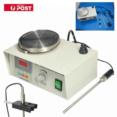 Laboratory Magnetic Stirrer with Heating Plate 220V Hotplate Mixer 85-2 NEW