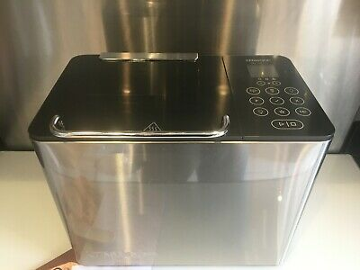 Kenwood Bm450 Digital Rapid Bake Automatic Breadmaker Nut & Raisin  Dispenser