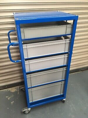 Euro Container Trolly Heavy Duty From BIGDUG RRP £350