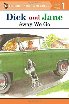 NEW - Dick and Jane: Away We Go by Penguin Young Readers