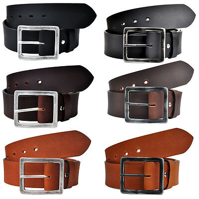 Full Leather Belt 5cm Wide Colour & Length Selectable 4mm to 150cm Bw 501V-22835