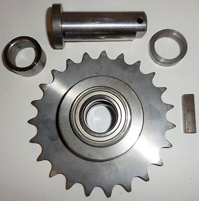 "Tsubaki Idler RF-2060-S-11 6"" Sprocket Kit for Conveyor Chain, 1/2, PA 3641"