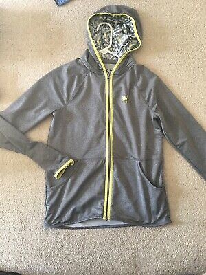 Abercrombie and Fitch Boys Zip Hoodie Sz XL