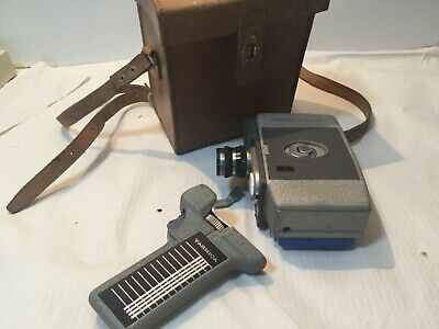 Yashica M Vintage Cine Camera With Manual And Case