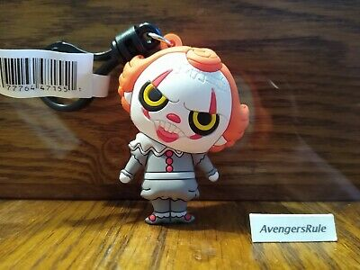IT Chapter 2 Figural Bag Clip Series Pennywise Dog Tongue