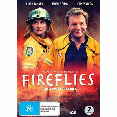 Fireflies: The Complete Series DVD NEW (Region 4 Australia)