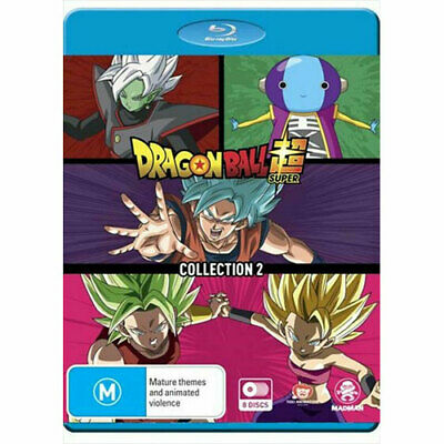Dragon Ball Super Collection 2 (Blu-Ray) BLU-RAY NEW