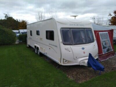 2008 Bailey Senator Wyoming Series 6 , Excellent Condition .Full Awning