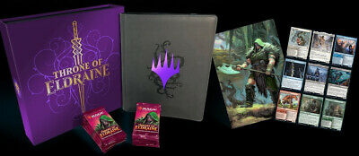 MTG Magic Throne of Eldraine Collectors Deluxe Edition Factory Sealed