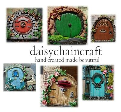 boxes signs walls plaques Fairy Magic Elf Hobbit Doors for skirting boards