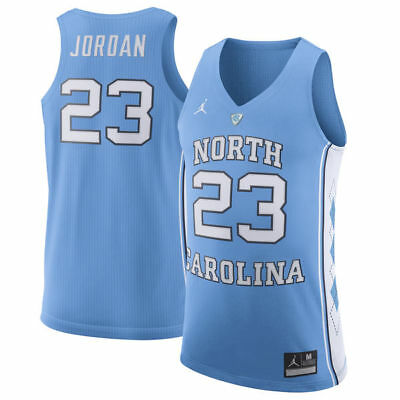 North Carolina Tar Heels Michael Jordan 23 Stitched Basketball Jersey Nike SZ XL