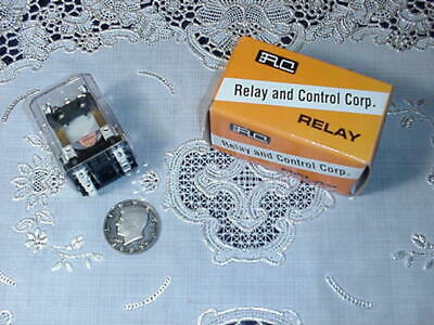 RC Relay and Control Corp. KUP2CAC24 Relay DPCT Coil 24 VAC NEW IN BOX!