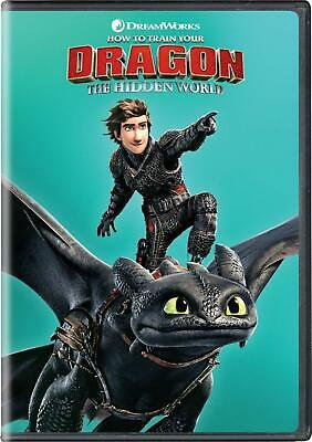 How to Train Your Dragon: The Hidden World - Universal Pictures, Format: DVD