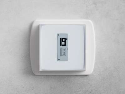 Netatmo Termostato Placca Decorativa