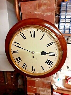 Fusee school wall clock - PRICE REDUCTION