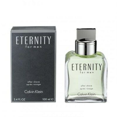 Calvin Klein Eternity for Men After Shave mens cologne 3.4 oz