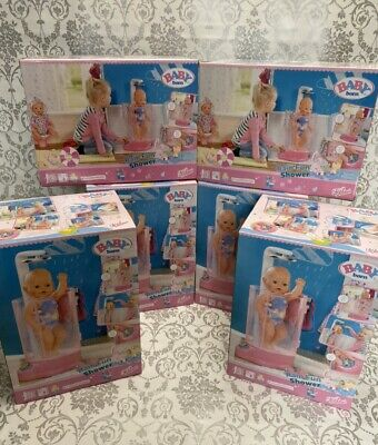 Baby Born Shower Fun Dolls Accessory RRP £42 In The Entertainer!