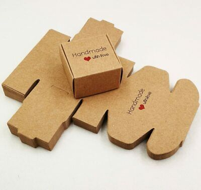 Wedding Soap Candy Cake Gift Packaging Craft Paper Cardboard Packing Box Boxes