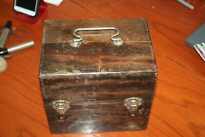 Signal Electric Corp. # 178 Portable Double Cell Faradic Battery Quack Machine