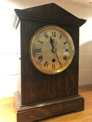 WW2 RAF 1939  Officers Mess Mantle Clock