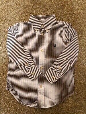 Ralph Lauren Shirt Age 3 Worn Once Perfect Condition