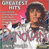 Donovan Greatest Hits: Unplugged CD (1999) Incredible Value and Free Shipping!