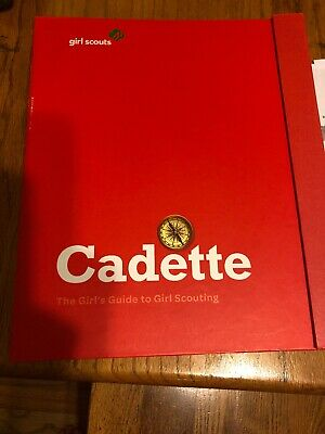 From Dreams To Reality Careers Cadette Girl Scout Book Handbook NEW 1978 Book