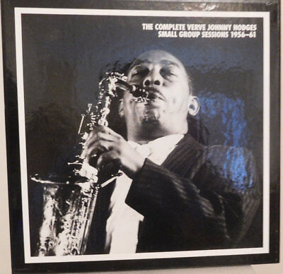 Mosaic MD6-200 6 CD  Complete Verve Johnny Hodges Small Group Sessions 1956-61
