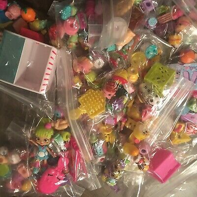 Shopkins Random Surprise Lot of 10 - No Duplicates! All Seasons