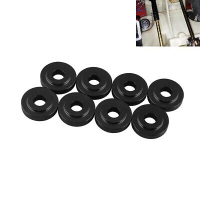 Short Shifter Base Bushings Kits 8Pcs For Honda Acura RSX TSX Civic SI EP3 Black