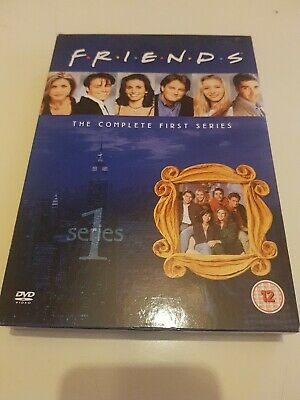 Friends: The Complete First Series - DVD UK Region 2