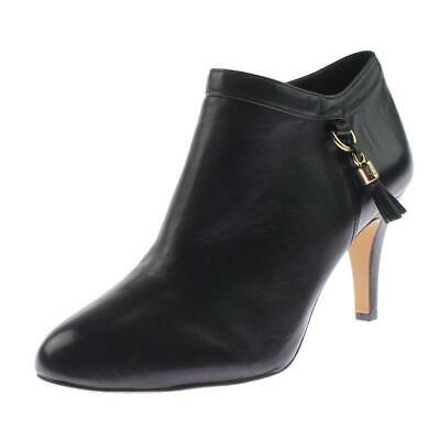 ASH Womens Heroin Metallic Leather Booties Ankle Boots Shoes BHFO 8321