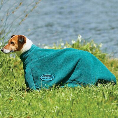 Weatherbeeta Dry Bag Pet Accessory Dog Towel - Hunter Green All Sizes