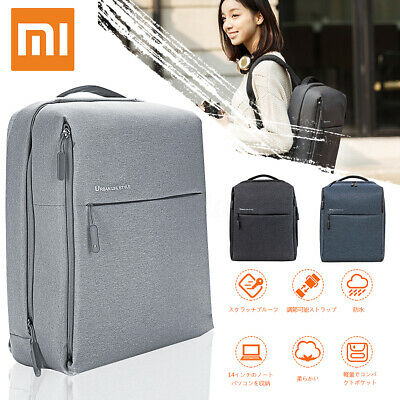 """Xiaomi Mi Business Backpack Waterproof Urban Casual Lifestyle Bag For 14"""" Laptop"""