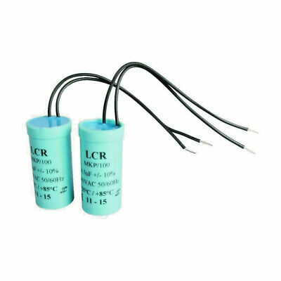 440VAC 20UF LCR COMPONENTS MR//P//440//20//C CAPACITOR