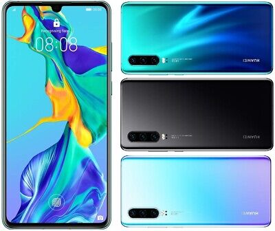 Huawei P30 ELE-L09 4G Smartphone 6GB RAM 128GB Unlocked Sim-Free UK Model