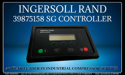 Ingersoll Rand 39875158 Sg Intellisys Controller With One (1) Year Warranty