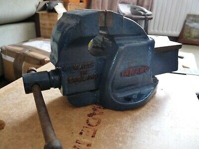 "PARAMO No 1 Engineers Bench Vice, 3"" wide Jaws, Good Condition"