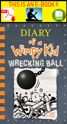 Wrecking Ball (Diary of a Wimpy Kid Book 14)  [🚫Digital BÕÕK 🚫]