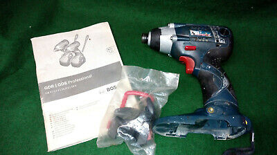 Bosch Professional GDR 18v Cordless Impact screwdriver - naked - driver only