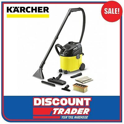 Karcher Spray Extraction Cleaner Carpets Floors Vacuum SE 5.100 - 1.081-200.0