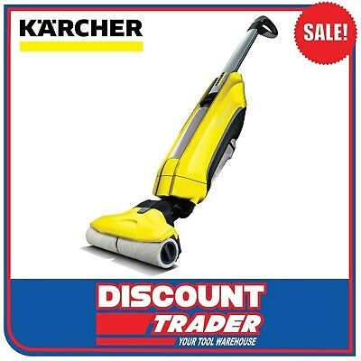 Karcher FC 5 Cordless Lithium-Ion Floor Cleaner Mop and Vacuum 2In1 1.055-605.0