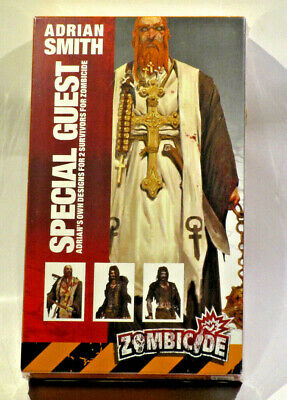 Zombicide Special Guest Adrian Smith Boxed / MIB Incl. Shipping in D