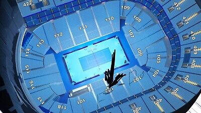 2 ATP Finale Tickets London O2 Arena