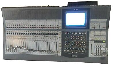 Sony DMX-R100 Channel Mixing Console Board Professional DJ LIGHTS MUSIC STUDIO