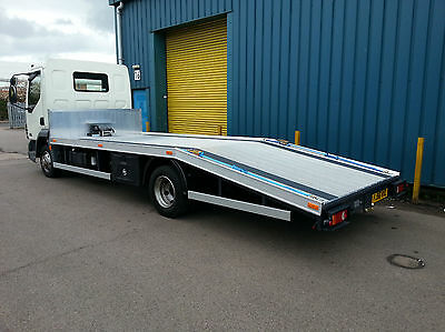 Leyland/ DAF Other Recovery Car Transporter Aluminium Body