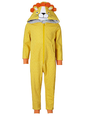 John Lewis & Partners Children's Lion Onese Yellow 10 YEARS FREE P&P UK SELLER